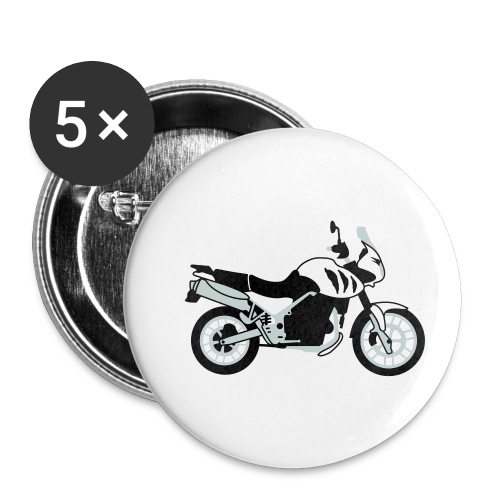 Tiger 955i - Buttons small 1''/25 mm (5-pack)