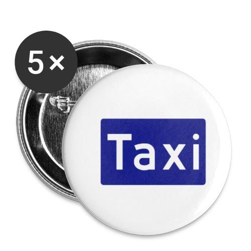 Taxi - Liten pin 25 mm (5-er pakke)