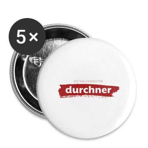 Durchner 360x120px 1 - Buttons klein 25 mm (5er Pack)