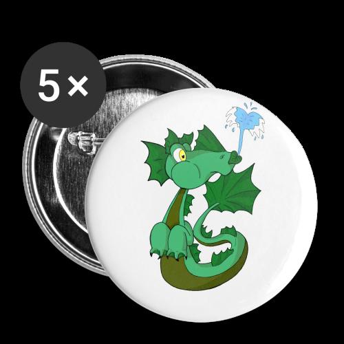 Hydor - Confezione da 5 spille piccole (25 mm)