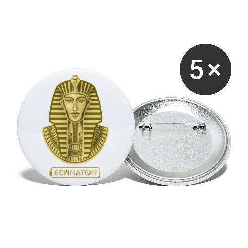 PHARAO Echnaton - Buttons klein 25 mm (5er Pack)