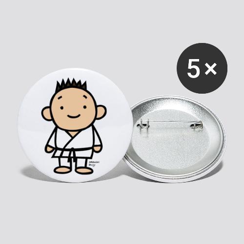 Dogi - Buttons klein 25 mm (5-pack)
