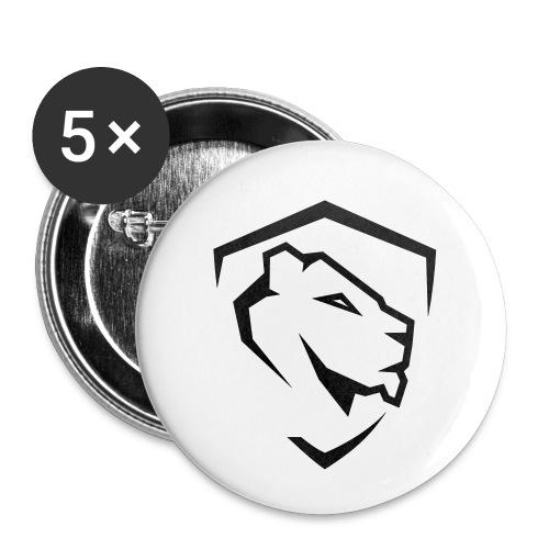 Aesthetics - Przypinka mała 25 mm (pakiet 5 szt.)
