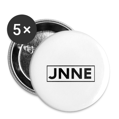JNNE - Cap - Buttons klein 25 mm (5er Pack)