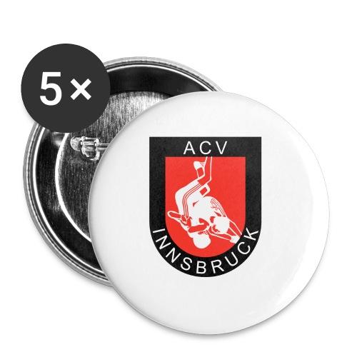 AC Vollkraft Logo - Buttons klein 25 mm