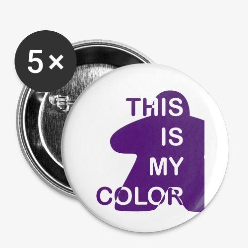 That is my Color - Liten pin 25 mm (5-er pakke)