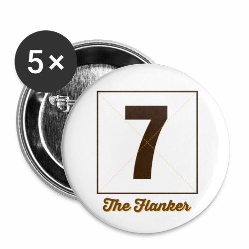 Flanker7_Marplo.png - Confezione da 5 spille piccole (25 mm)