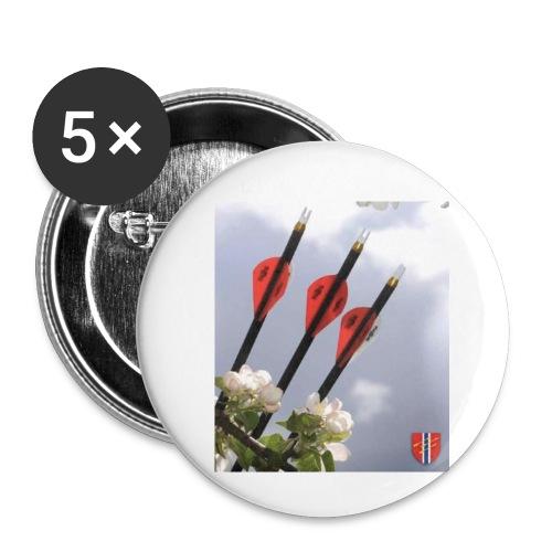 1D1804D0 95F8 42E0 9110 304554AA7794 - Liten pin 25 mm (5-er pakke)