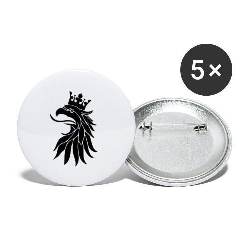 Terra Scaniae Collection - Små knappar 25 mm (5-pack)