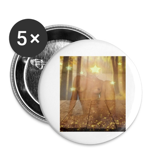 Forestsensation - Buttons klein 25 mm (5er Pack)