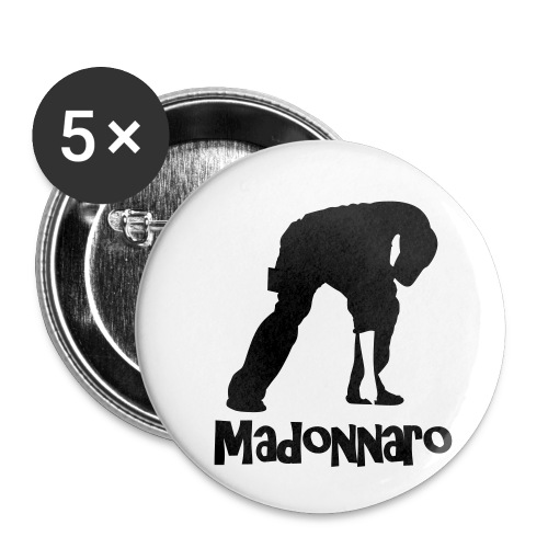 simpler version for logo - Buttons small 1''/25 mm (5-pack)