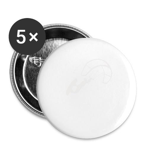Tenerife Teneriffa - Buttons klein 25 mm (5er Pack)