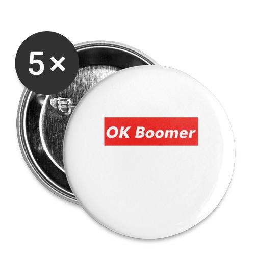 OK Boomer Meme - Buttons small 1''/25 mm (5-pack)