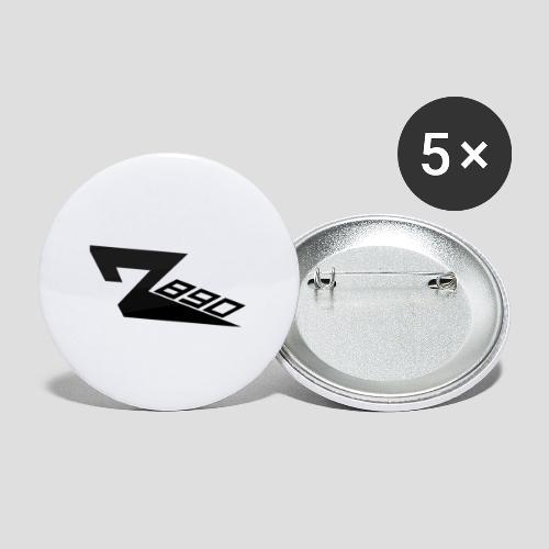 R 890 Motorrad | für Herren und Damen - Buttons klein 25 mm (5er Pack)