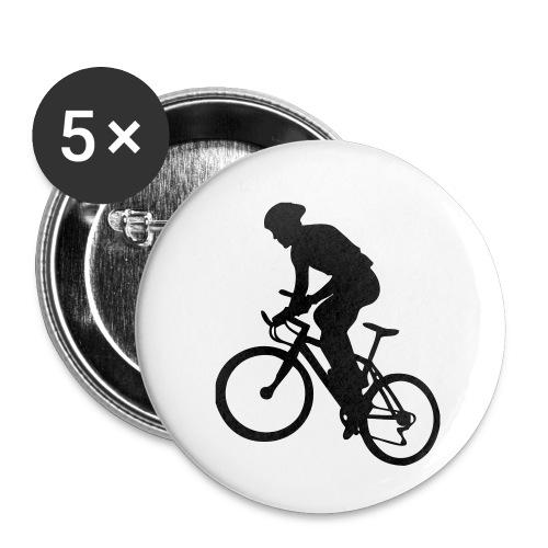 X-Country - Lot de 5 petits badges (25 mm)