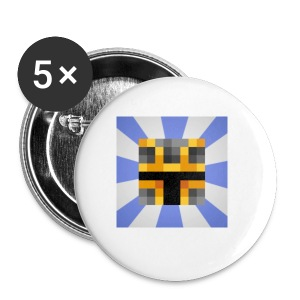 iCrazyKnight - Buttons small 25 mm