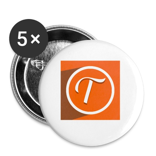 TTLTI Logo - Badge petit 25 mm