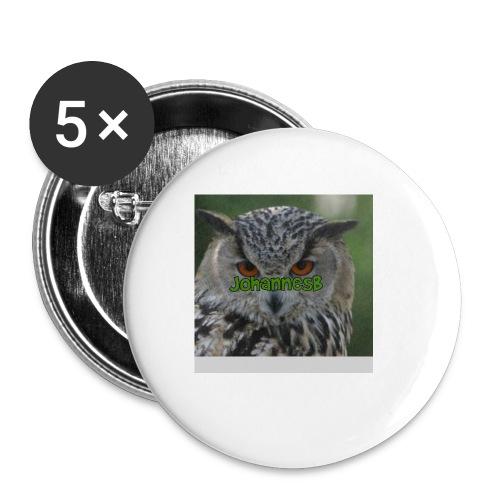 JohannesB lue - Liten pin 25 mm (5-er pakke)