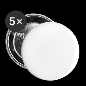 Radio CASTriert Logo 2017/2018 - Buttons klein 25 mm
