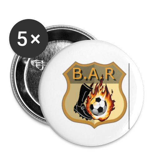 bar - Buttons small 1''/25 mm (5-pack)