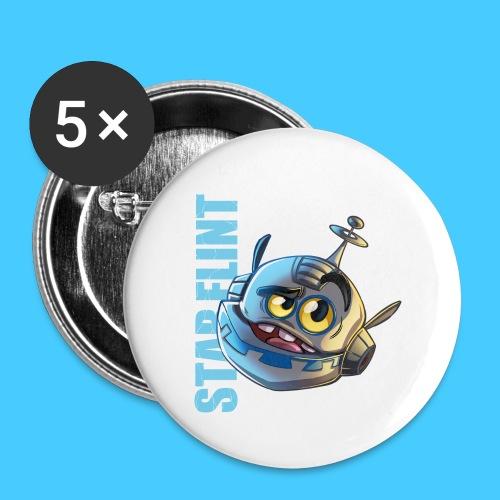 Modulo - Badge petit 25 mm