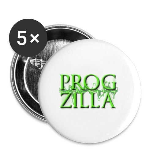 split-zilla - Buttons small 1''/25 mm (5-pack)