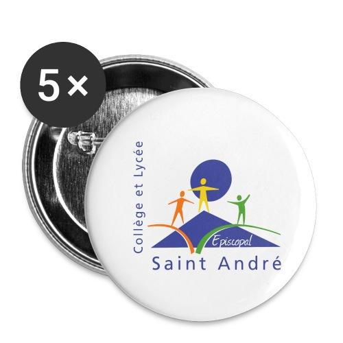 L'Original - Lot de 5 petits badges (25 mm)