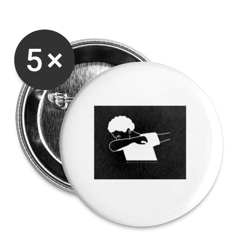The Dab amy - Buttons small 1''/25 mm (5-pack)