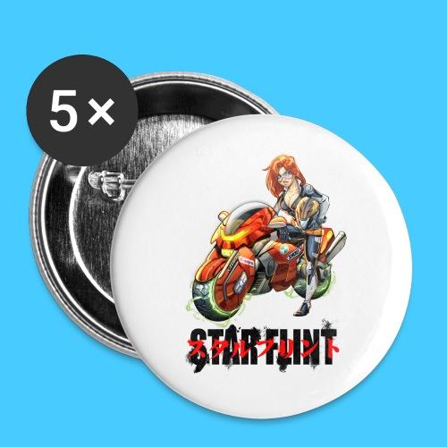 StarFlint Trixie - Badge petit 25 mm