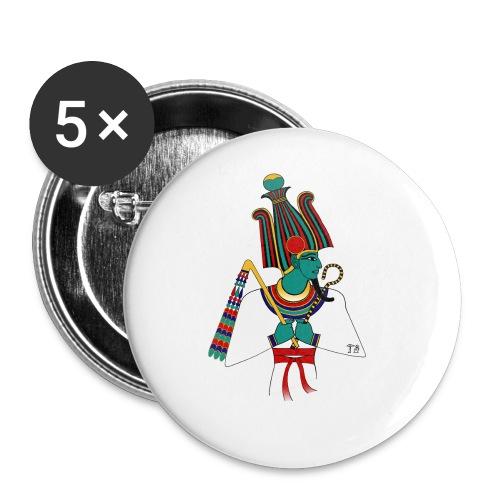 OSIRIS - God of Egypt - Buttons klein 25 mm