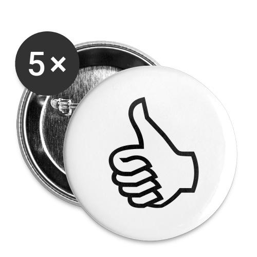 sadfgwefdasf png - Små knappar 25 mm (5-pack)