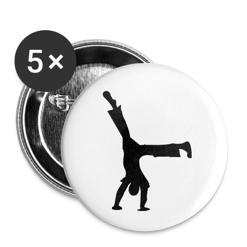 au boy - Buttons small 1''/25 mm (5-pack)