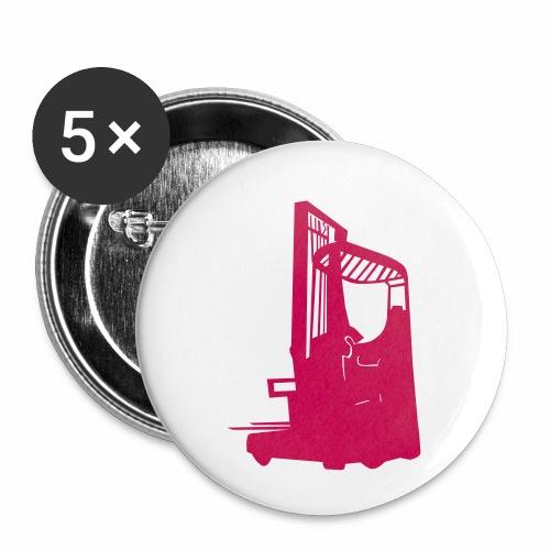 Tennesse Logis - Badge petit 25 mm