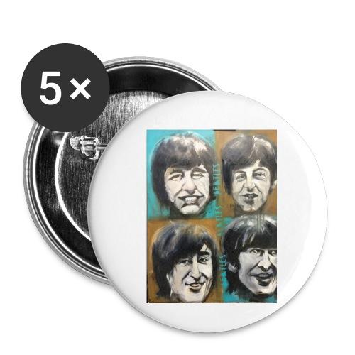 IMG 0628 Popkonst - Små knappar 25 mm (5-pack)