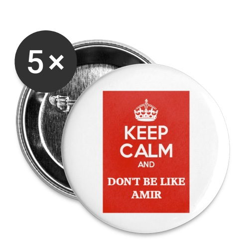this - Buttons small 1''/25 mm (5-pack)