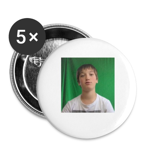 Game4you - Buttons klein 25 mm (5-pack)