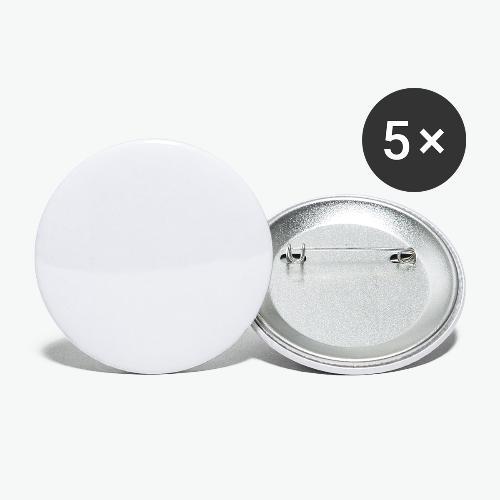 MMI survivor alternative - Lot de 5 petits badges (25 mm)
