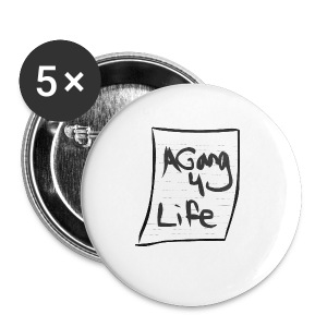 Dopest Merch Design In the Game - Buttons small 25 mm