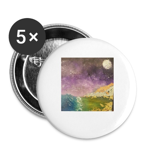 dre 1 - Buttons small 1''/25 mm (5-pack)