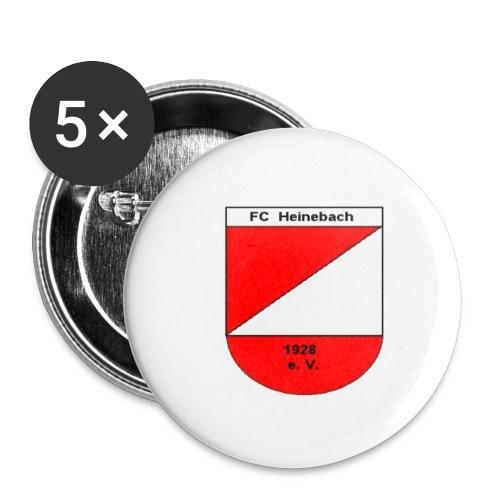 fchwappen1 - Buttons klein 25 mm (5er Pack)