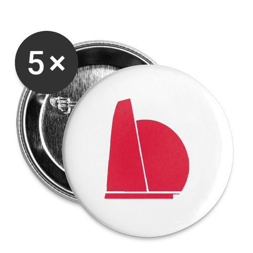 one very small - Buttons/Badges lille, 25 mm (5-pack)