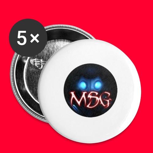 logo jpg - Buttons small 1''/25 mm (5-pack)