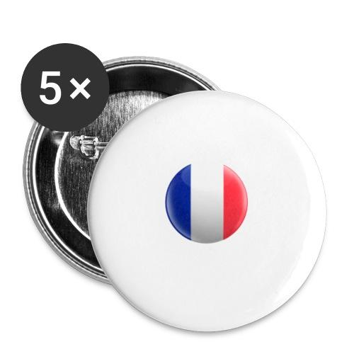 images0000222132 - Lot de 5 petits badges (25 mm)