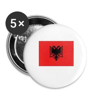 ALBANIA - Rintamerkit pienet 25 mm
