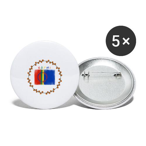 Sapmi - Liten pin 25 mm (5-er pakke)