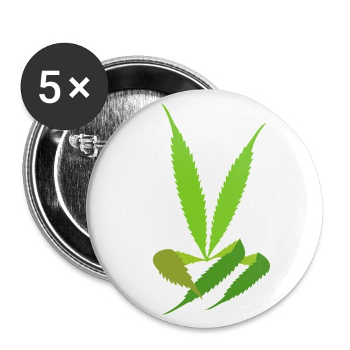 spreadshirt2b png - Buttons klein 25 mm (5-pack)