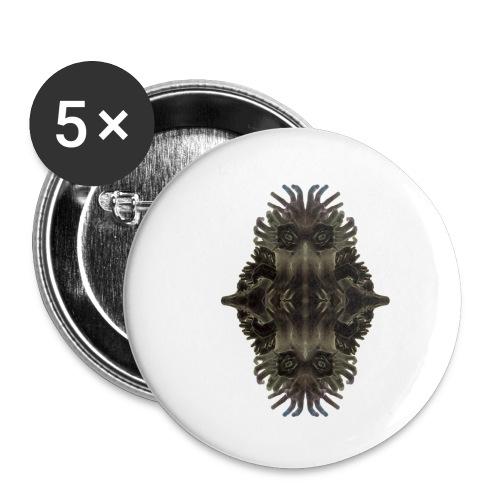Kretzschmaria - Buttons small 1''/25 mm (5-pack)