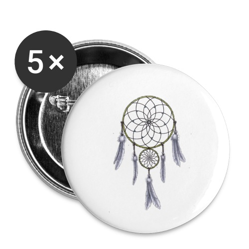 Cut_Out_Shapes_Pro_-_03-12-2015_10-31-png - Buttons/Badges lille, 25 mm (5-pack)