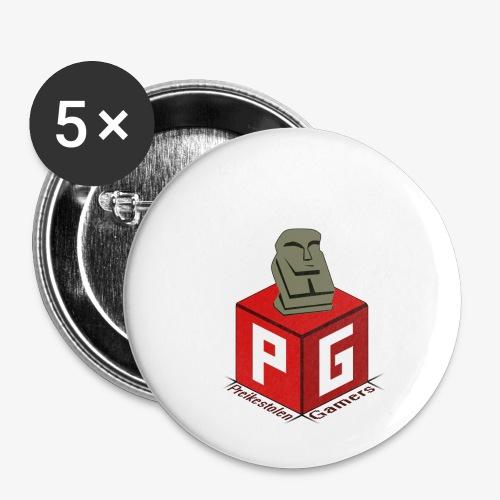 Preikestolen Gamers - Liten pin 25 mm (5-er pakke)
