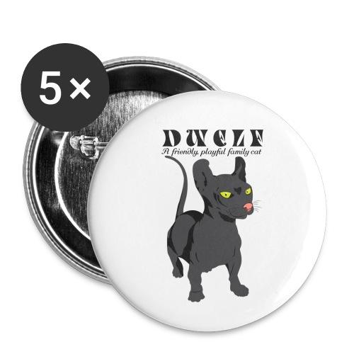DWELF - Rintamerkit pienet 25 mm (5kpl pakkauksessa)